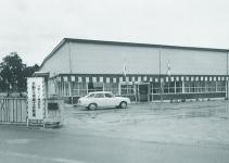 北野工場 新設。